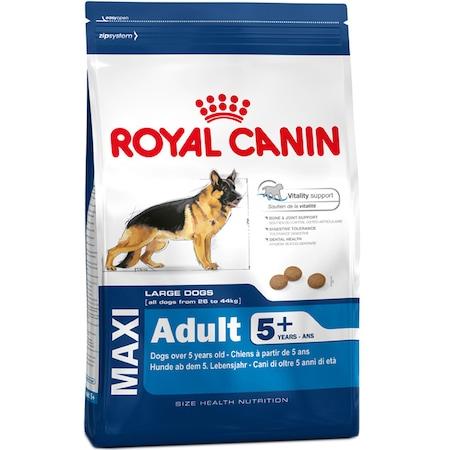 Суха храна за кучета Royal Canin SHN Maxi Adult 5+, 15 кг