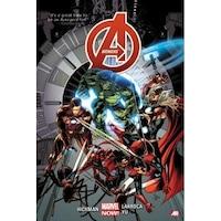 Avengers, Volume 3, Jonathan Hickman (Author)
