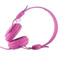 Casti cu microfon Modecom MC-400 Fruity, Pink