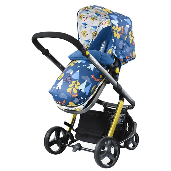 Fotografie Giggle sistem 2in1 Cosatto Fox Tale, Multicolor