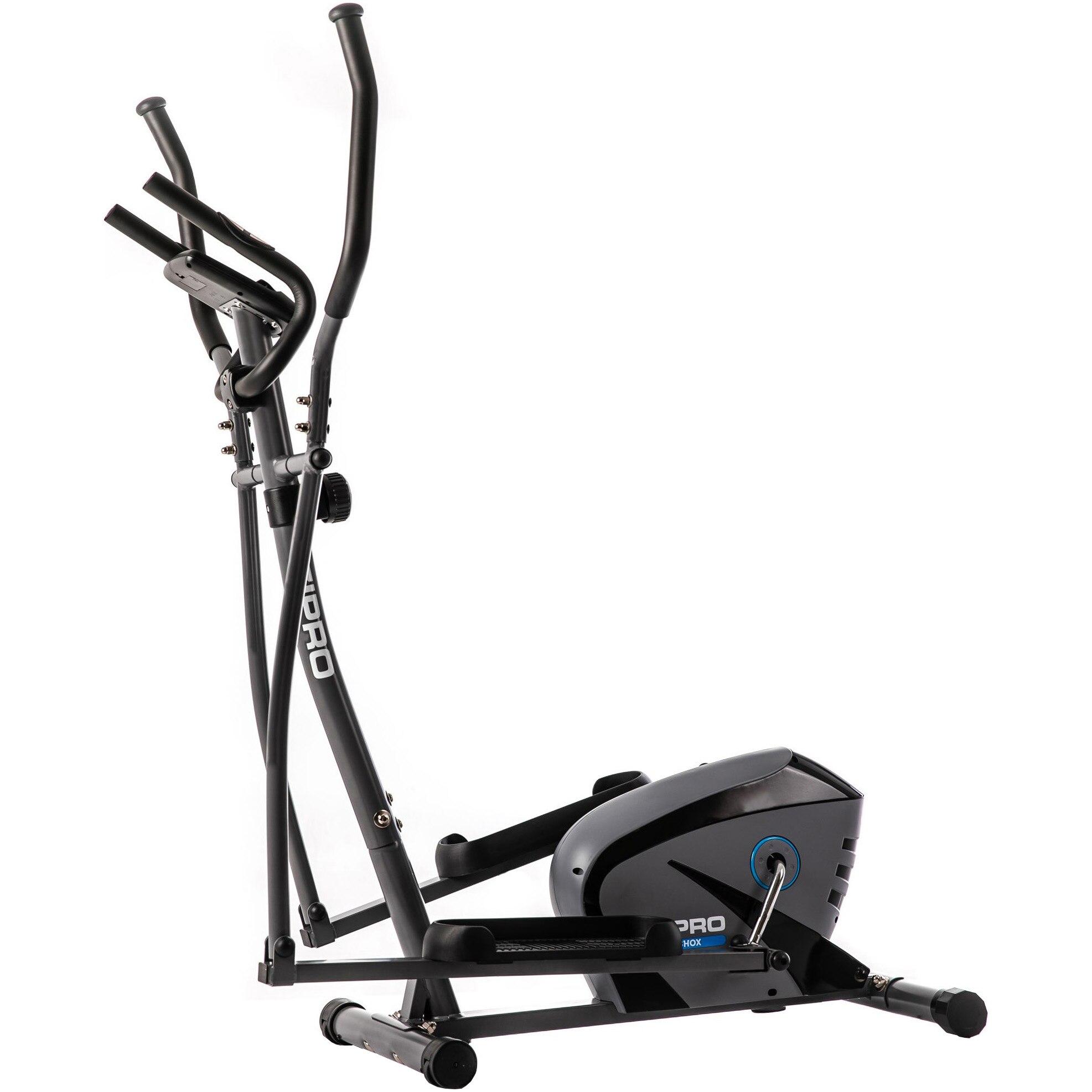Fotografie Bicicleta eliptica Zipro Shox, volanta 7kg, greutate maxima utilizator 120kg