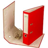 Biblioraft PP 75 mm, Rosu