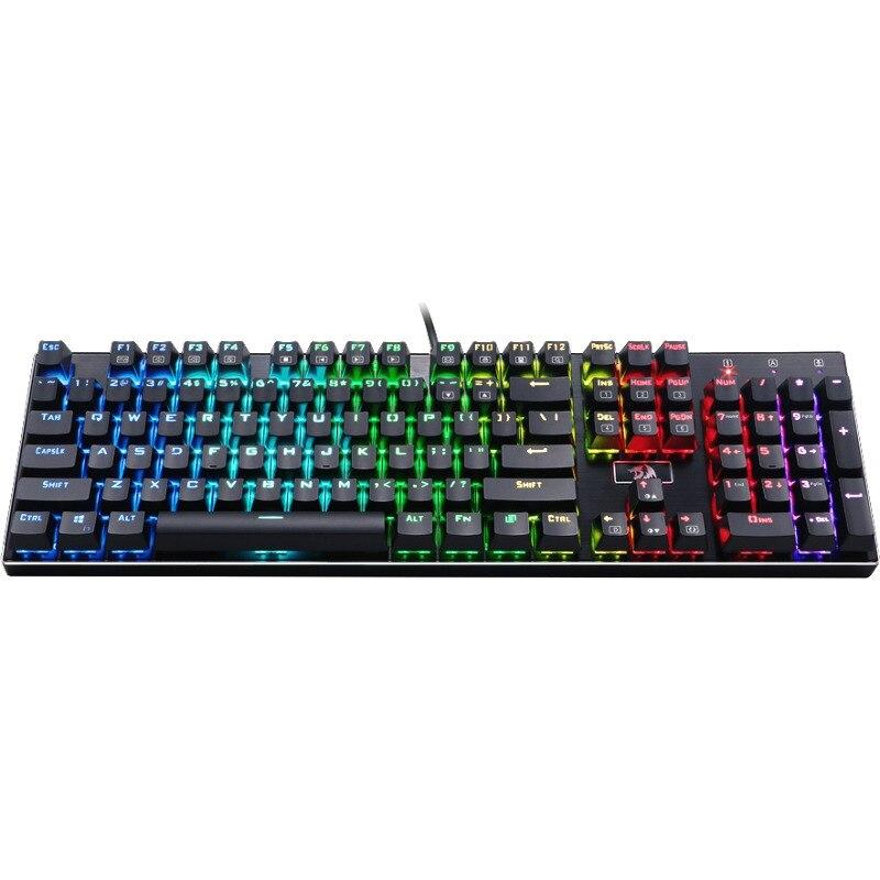 Fotografie Tastatura Mecanica Gaming Redragon Devarajas, Black
