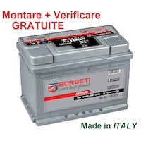 Baterie auto Sorgeti Argento 100Ah