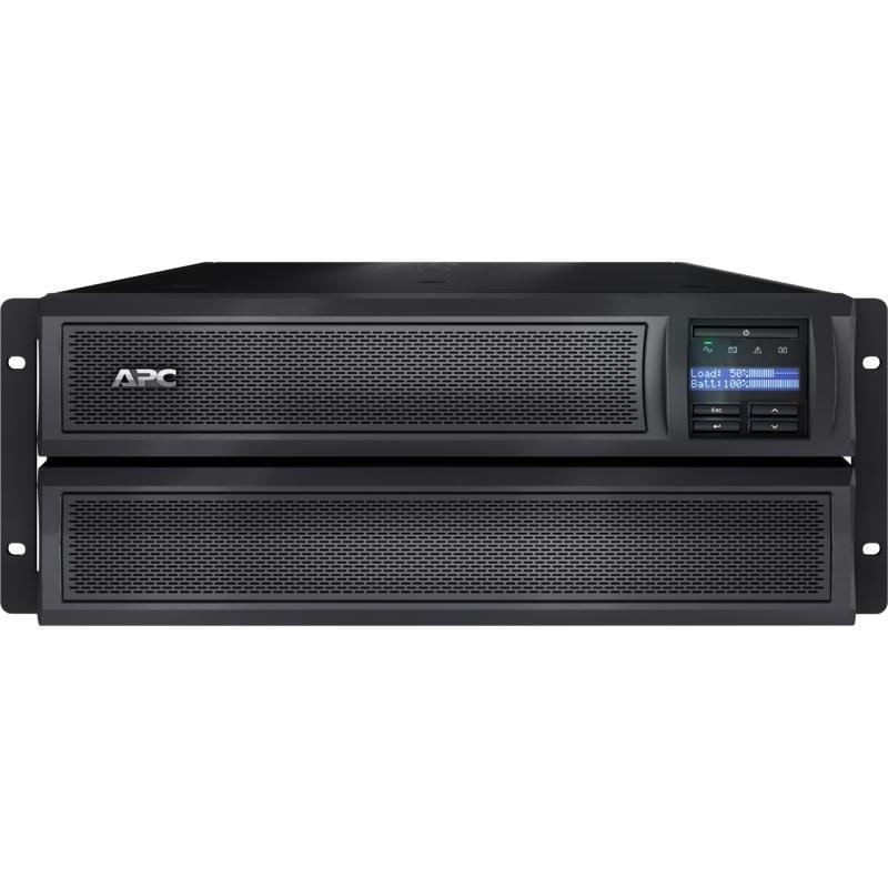 Fotografie Smart-UPS APC X 3000VA Rack/Tower LCD 230V, 4U