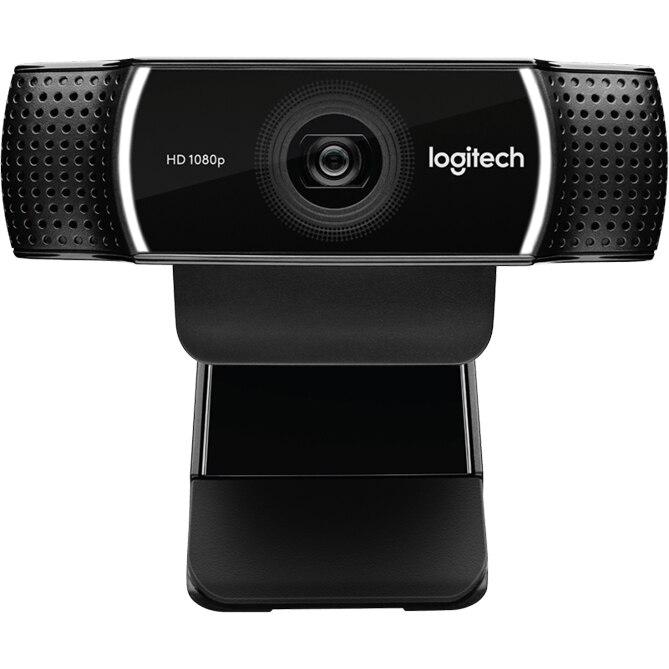 Fotografie Camera web Logitech C922 HD Pro Stream HD 1080p