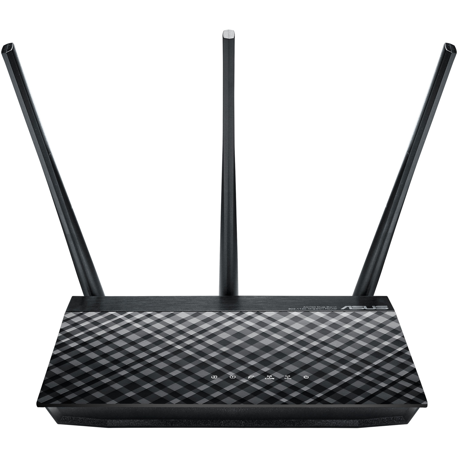 Fotografie Router wireless ASUS RT-AC53, Dual Band AC 750 Gigabit Router