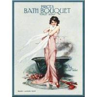 Magnet frigider - Bath Bouquet