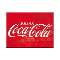 Magnet frigider - Coca Cola - Red