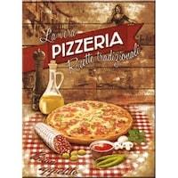 Magnet frigider - Pizzeria La Vera