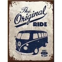 Magnet frigider - VW Bulli - The original ride