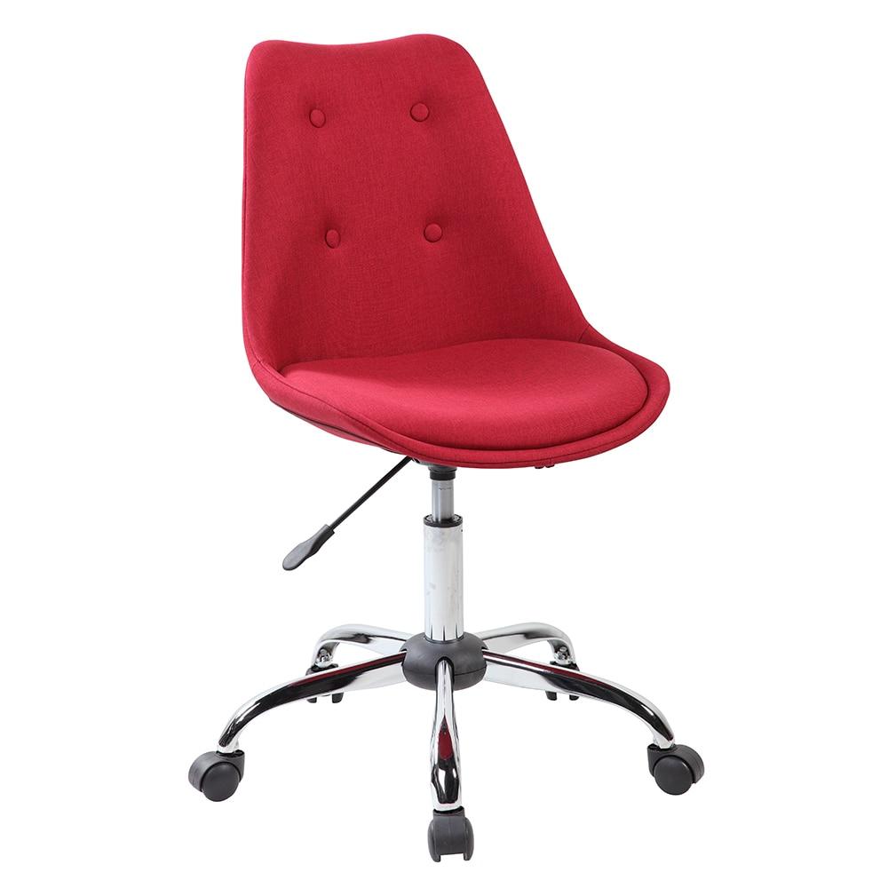 Fotografie Scaun de birou ergonomic Kring Shape, Rosu