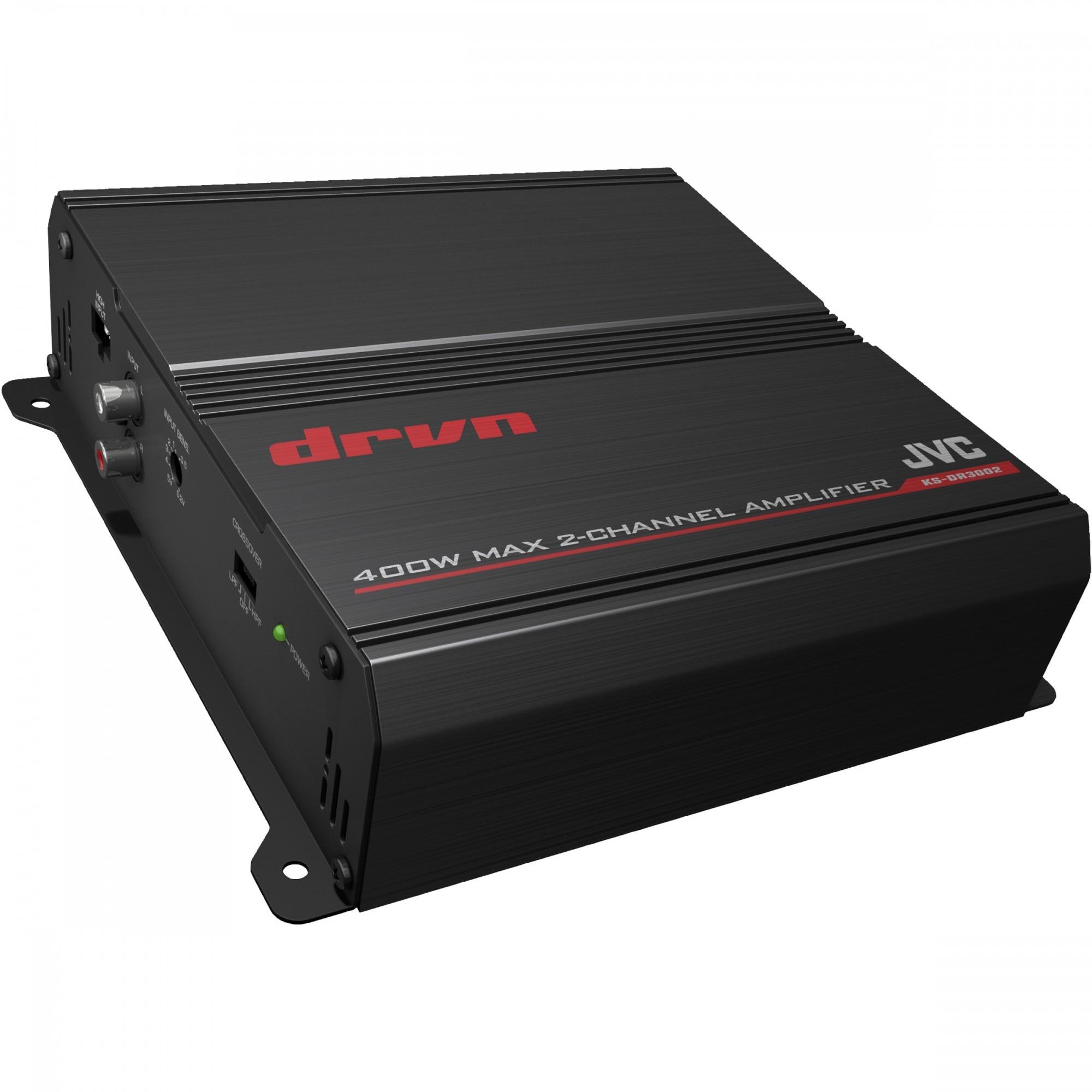 Fotografie Amplificator auto cu 2 canale JVC KS-DR3002