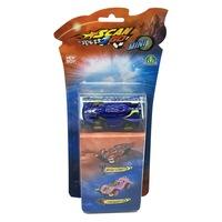 Колички Scan2Go Cars-3 коли с карта, Син, 121568-2