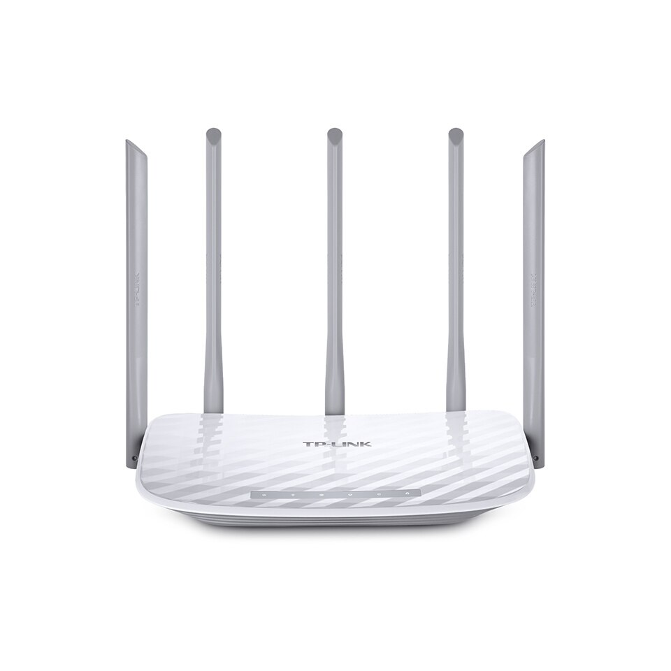 Fotografie Router wireless AC1350 TP-Link Archer C60, Dual Band, MU-MIMO