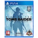 Игра Rise Of The Tomb Raider 20 Year Celebration за PlayStation 4