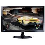 "Samsung S24D330H Gaming LED Monitor, 24"", Full HD, 1920 x 1080, 1ms, D-sub, HDMI, Fekete"