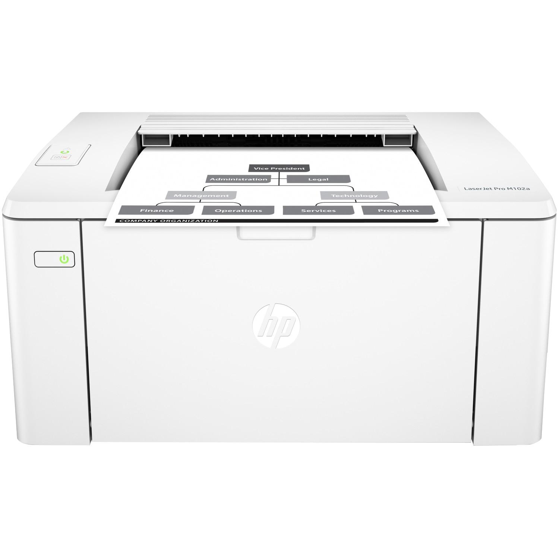 Fotografie Imprimanta Laser HP laserjet pro M102A mono, A4