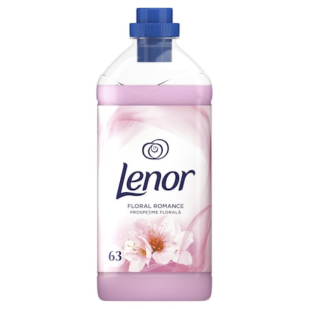 Balsam de rufe Lenor Floral Romance 63 spalari, 1.9L