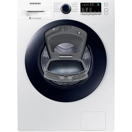 Masina de spalat rufe Samsung Add-Wash WW70K44305W/LE, 7 kg, 1400 RPM, Clasa A+++, Motor Digital Inverter, Alb