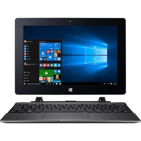 "Laptop 2 in 1 Acer Aspire Switch One 10 SW1-011-19W7 cu procesor Intel® Atom™ x5-Z8300 1.44 GHz, 10.1"", Touchscreen, 2GB, 32GB, Intel® HD Graphics, Microsoft Windows 10 Home, Steel Gray"