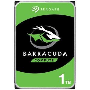 HDD Seagate BarraCuda 1TB, 7200rpm, 64MB cache, SATA-III