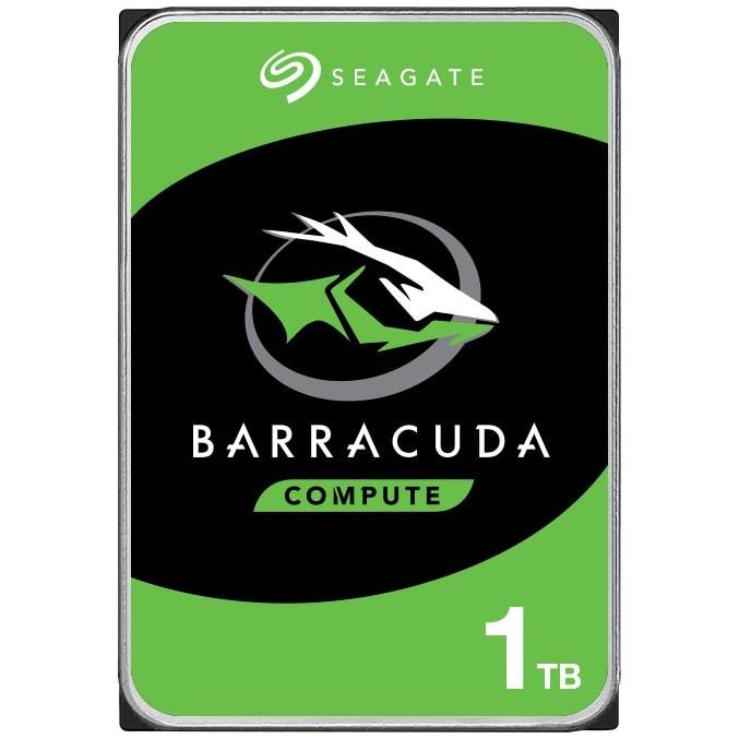 Fotografie HDD Seagate BarraCuda 1TB, 7200rpm, 64MB cache, SATA-III