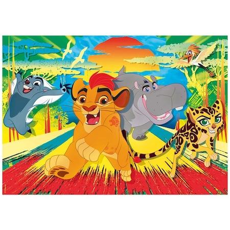 Puzzle Clementoni Disney Lion Guard 24 maxi piese