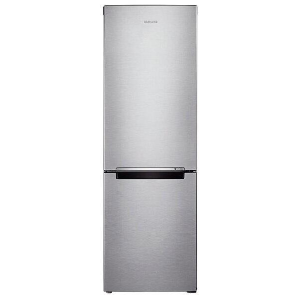 Fotografie Combina frigorifica Samsung RB33J3030SA/EF, 328 l, Clasa F, No Frost, Compresor Digital Inverter, H 185 cm, Metal Graphite