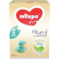 Lapte formula de continuare Milupa Milumil 2, 600g, de la 6 luni