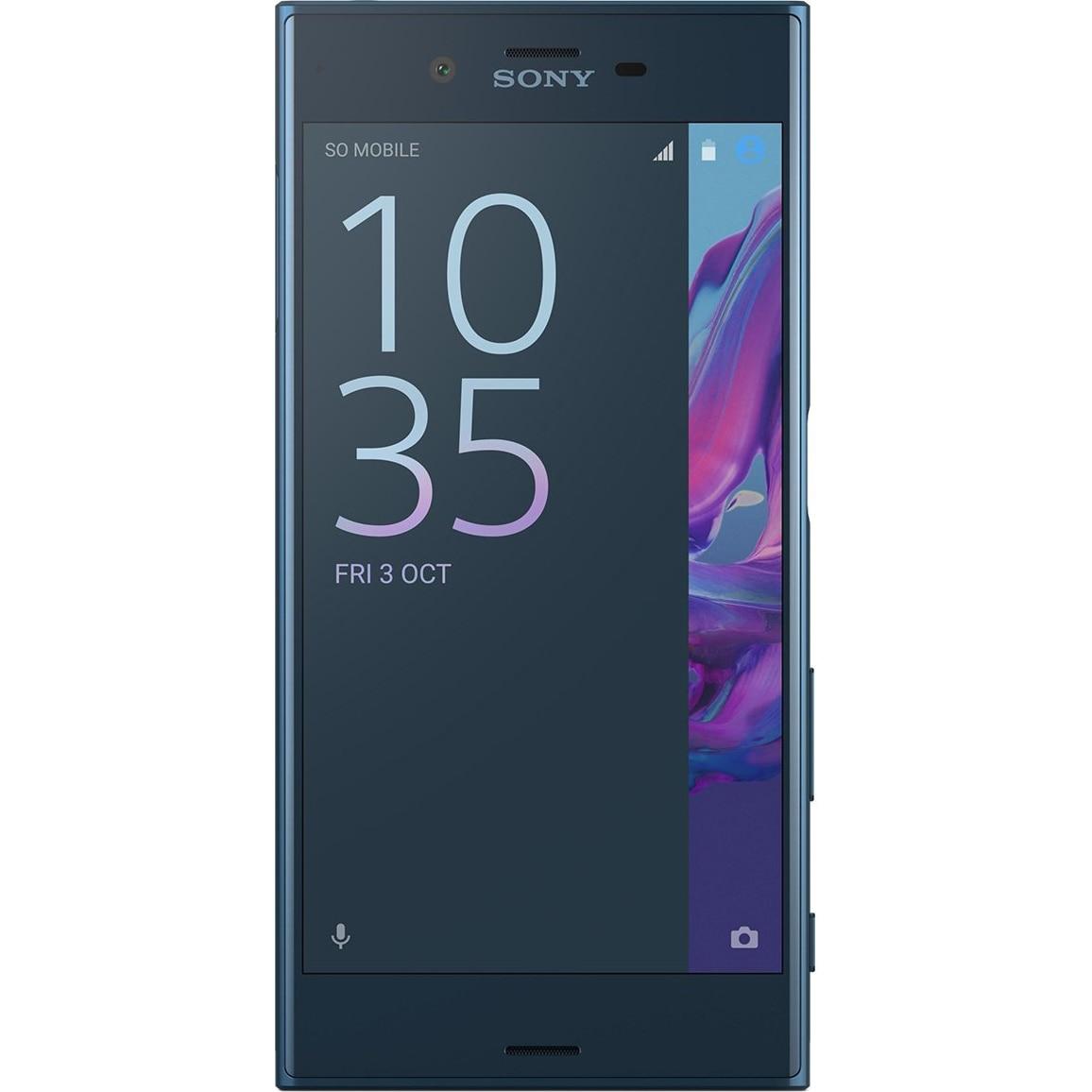 Fotografie Telefon mobil Sony Xperia XZ, 32GB, 4G, Blue
