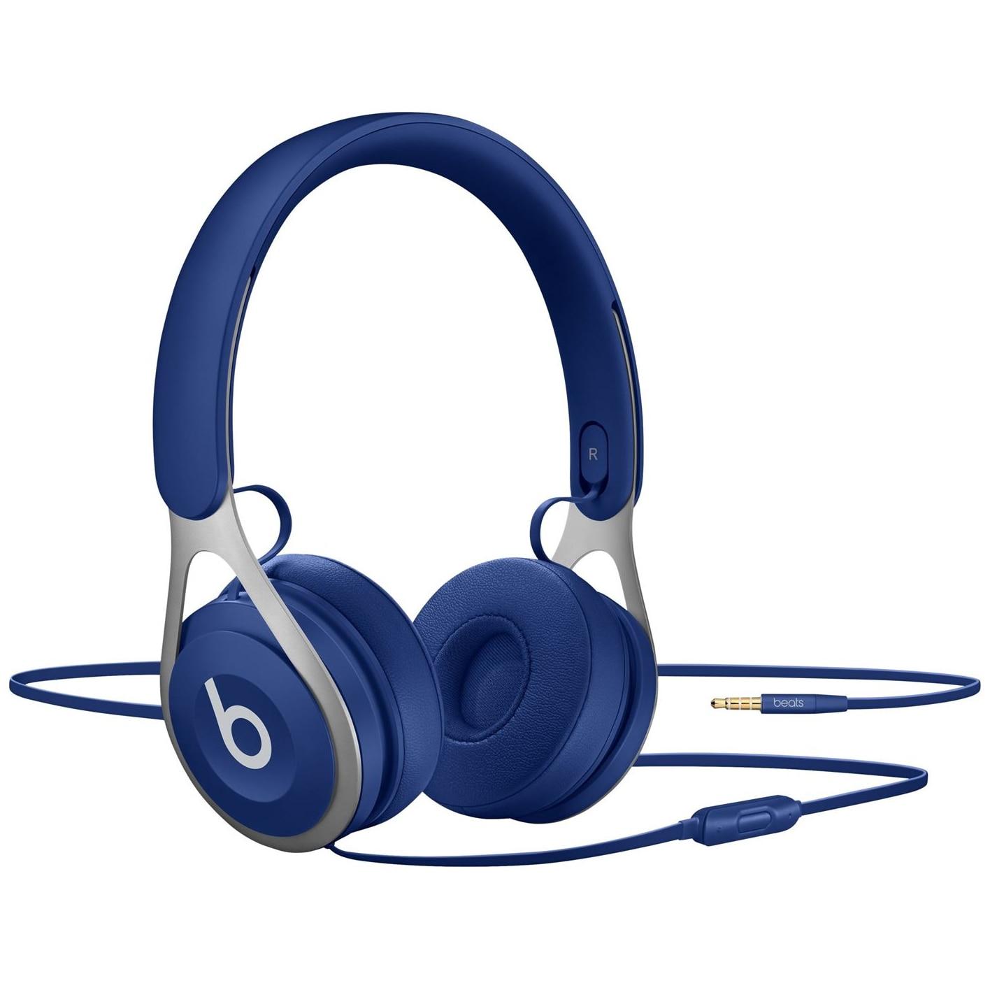 Fotografie Casti audio On-ear Beats EP by Dr. Dre, Blue