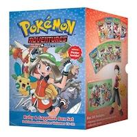 Pokemon Adventures. Ruby & Sapphire Box Set