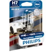 becuri h7 philips 150