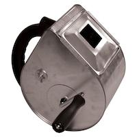 Машина за пръскане на мазилка Top Strong, Метални пластини TS