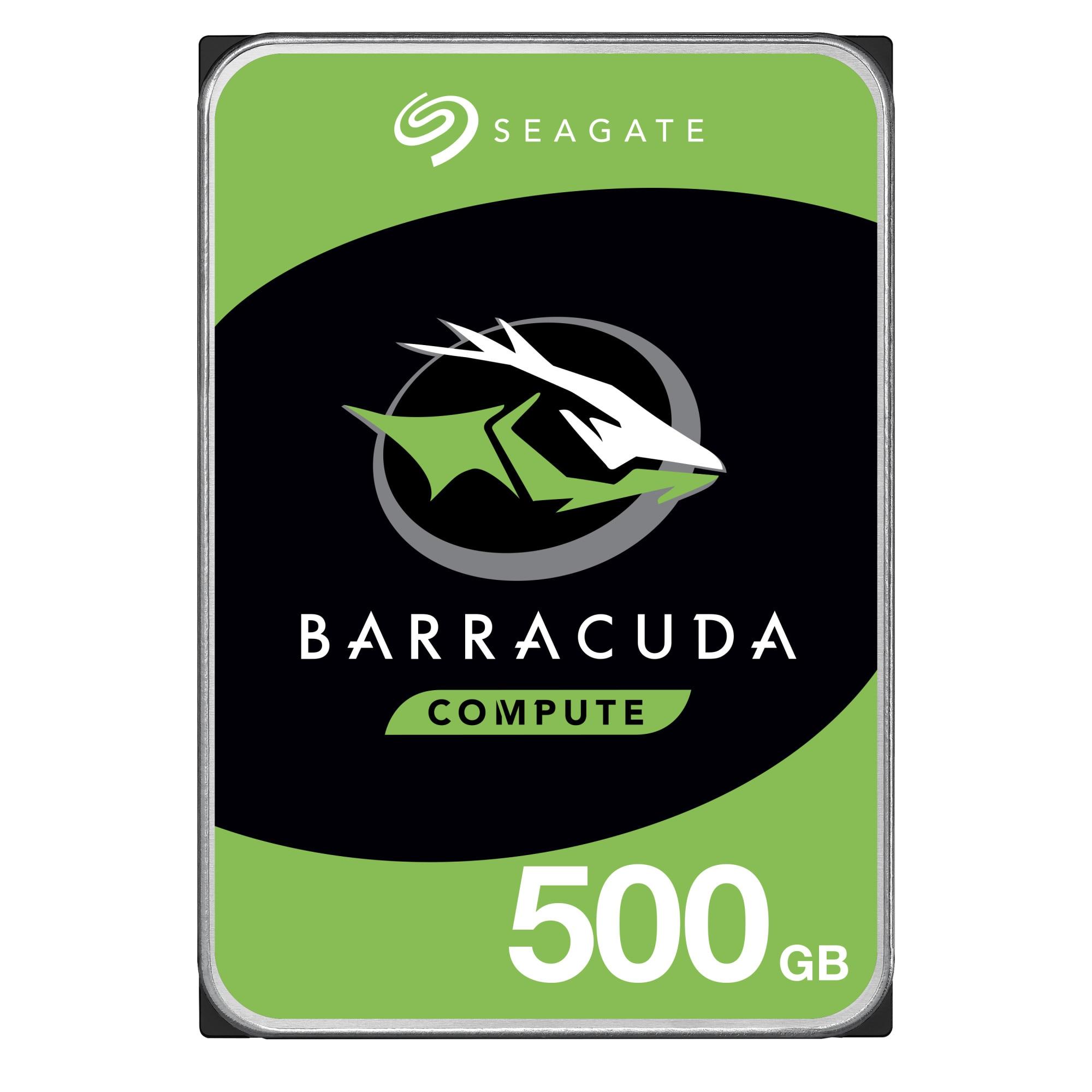 Fotografie Hard Disk Laptop Seagate Barracuda, 500GB, 5400 rpm, 2,5' SATA III
