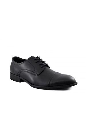 Pantofi barbatesti negri eleganti #1, 42