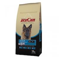 Суха храна за кучета Procan, Mantenimiento, 20 кг