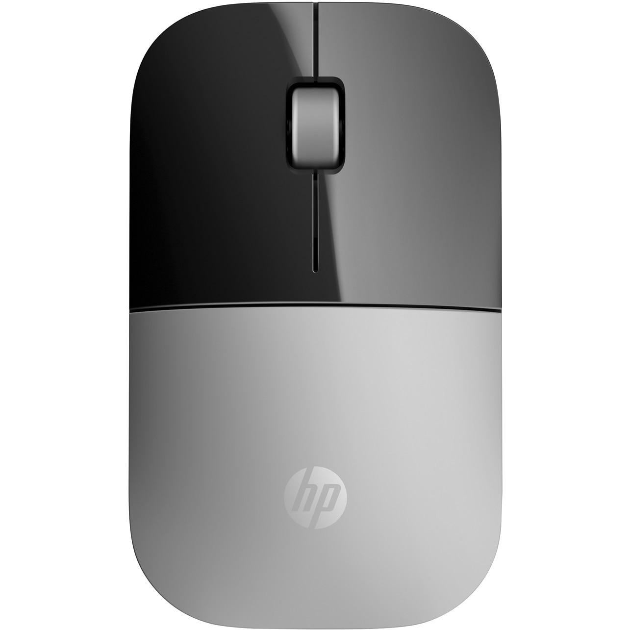 Fotografie Mouse wireless HP Z3700, Argintiu