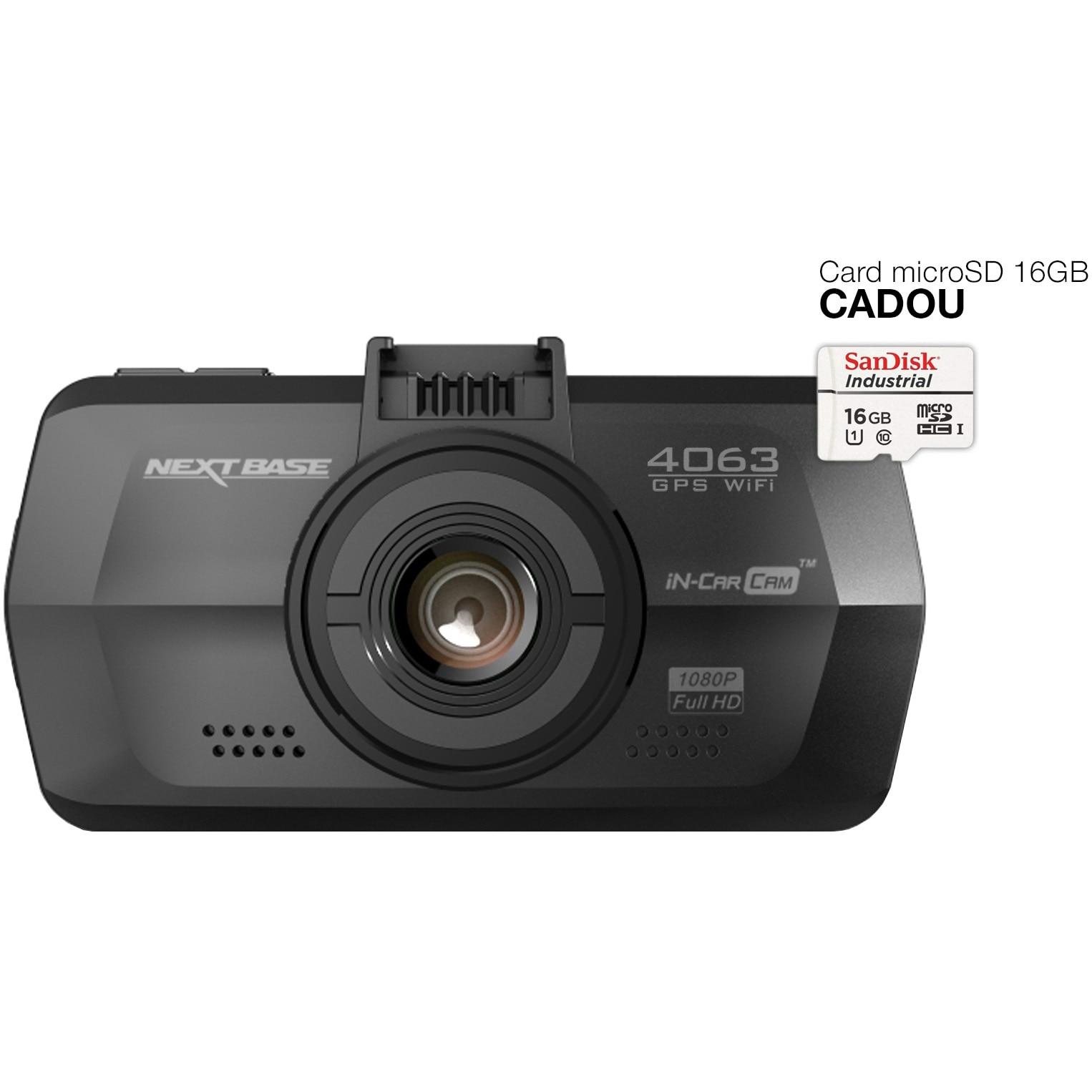 "Fotografie Camera auto DVR Next Base 4063, 2.7"", Full HD"