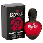 Тоалетна вода за жени Paco Rabanne Black XS Pour Femme, 30 мл