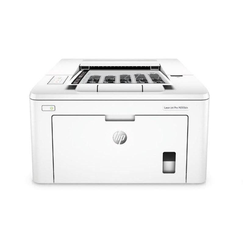 Fotografie Imprimanta laser HP Jet Pro M203dn, A4