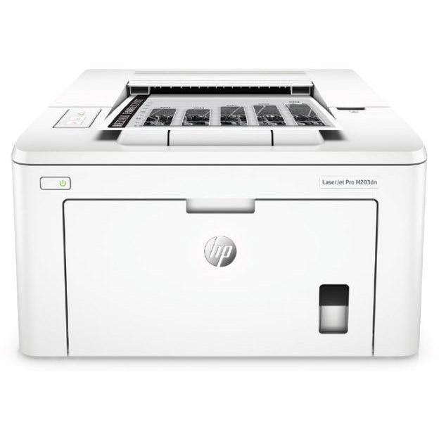 Fotografie Imprimanta laser HP Jet Pro M203dw, A4