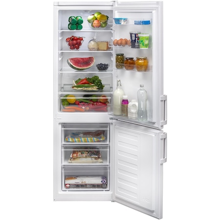 Combina frigorifica Arctic AK54270+, 262 l, Clasa A+, Garden Fresh, H 170.5 cm, Alb