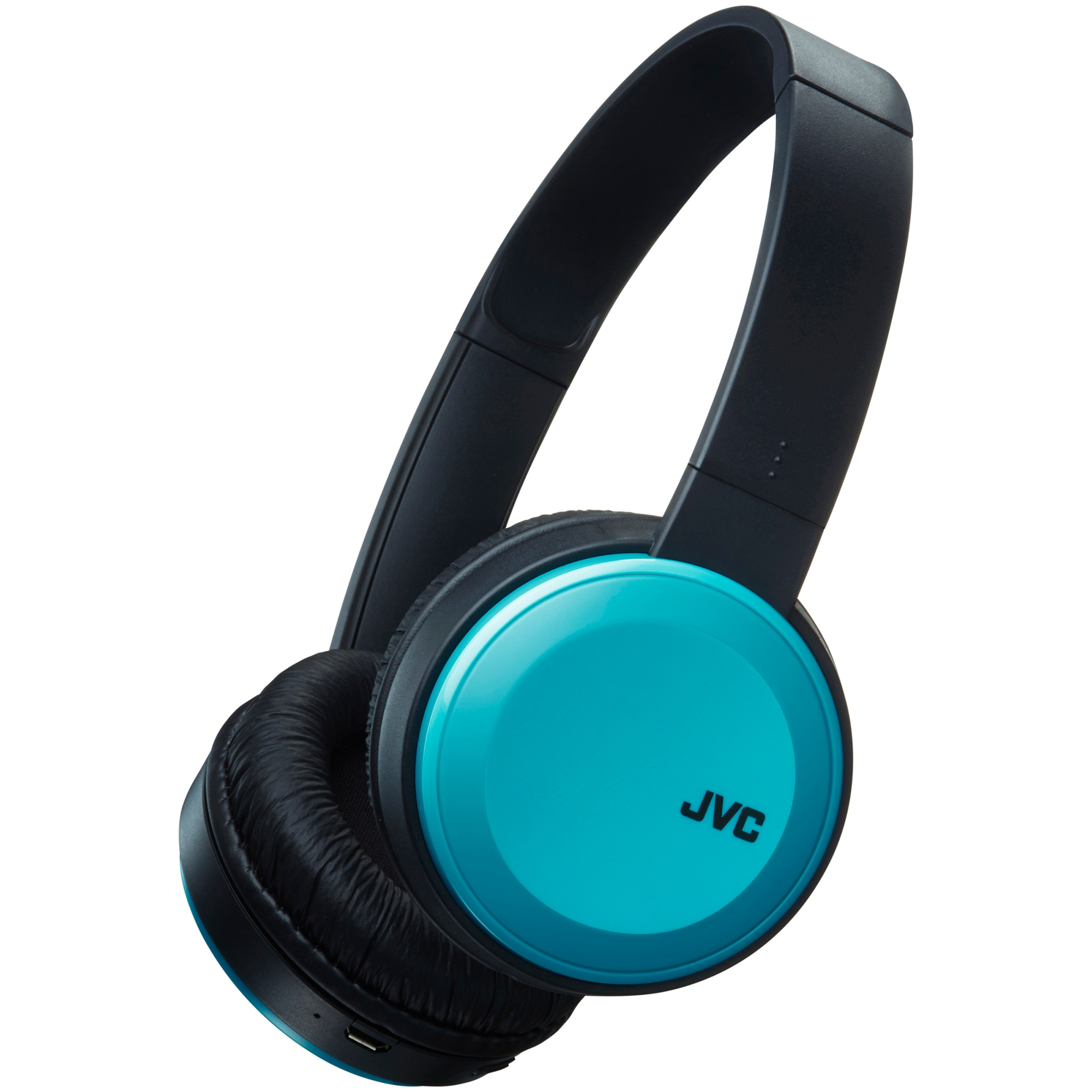 Fotografie Casti on-ear Bluetooth JVC HA-S30BT-A-E, Albastru