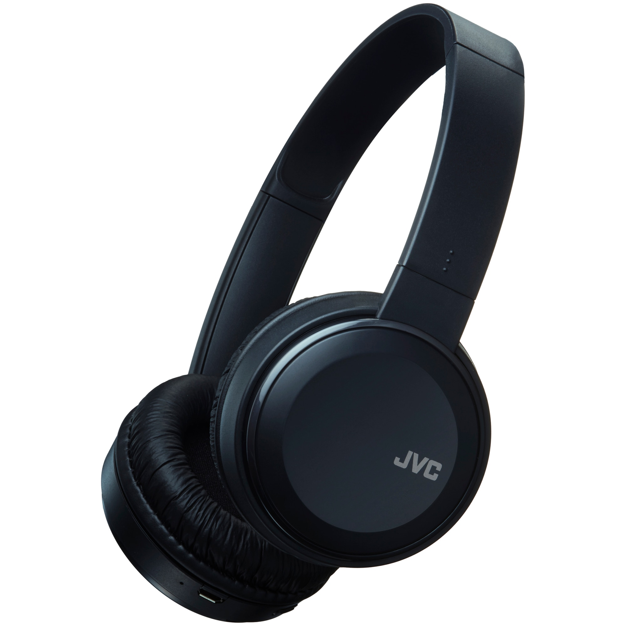Fotografie Casti on-ear Bluetooth JVC HA-S30BT-B-E, Negru