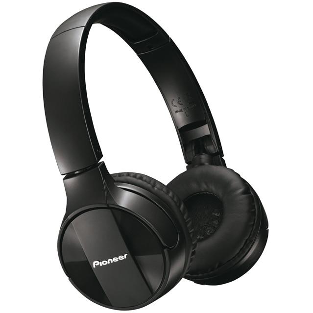 Fotografie Casti audio Bluetooth, Pioneer, SE-MJ553BT-K, Negru