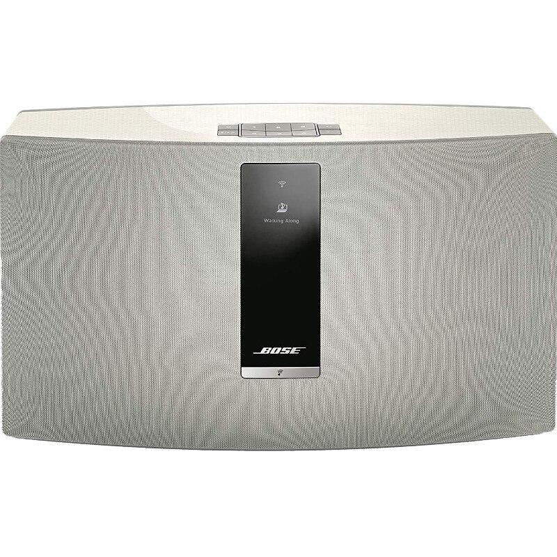Fotografie Boxa WiFi Bluetooth Bose SoundTouch 20 III, Alb