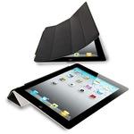 Калъф-поставка OEM за Apple iPad 2/3/4, Черен