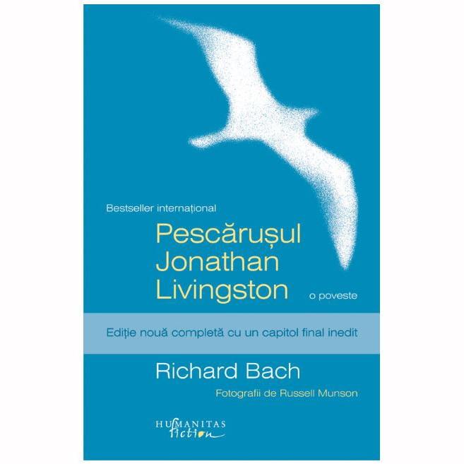 Pescarusul Jonathan Livingston (Reed) - Richard Bach - eMAG.ro